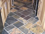 Steam-A-Way has hard surface care specialist certified to assist with all your slate needs.